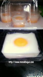 puding telur ceplok