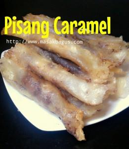Pisang Karamel