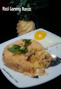nasi goreng nanas