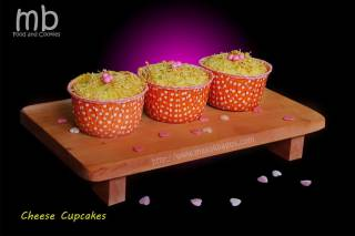Chesse Cupcakes