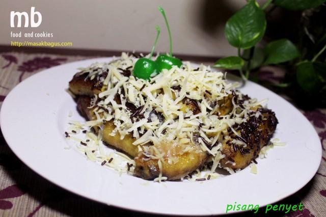 resep pisang penyet