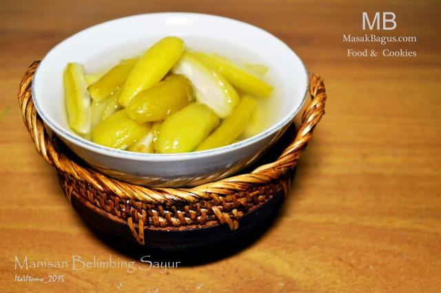 manisan belimbing sayur