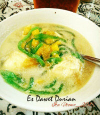 Es Dawet Durian