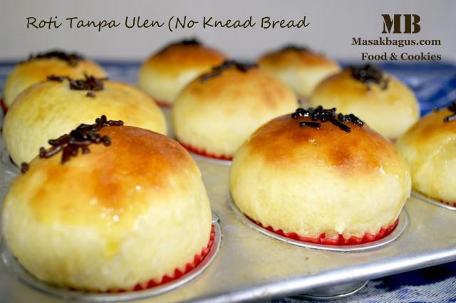 roti manis tanpa ulen