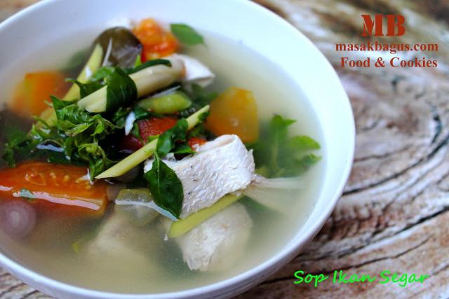 sup ikan segar