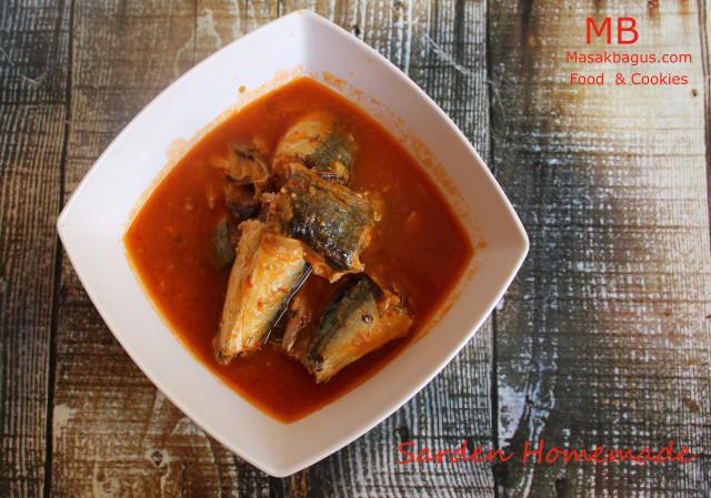 ikan sarden homemade