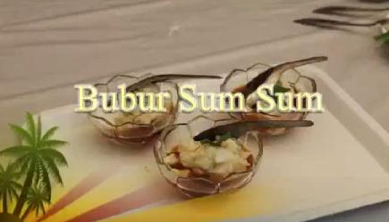 Kuliner Jawa Bubur Sum Sum