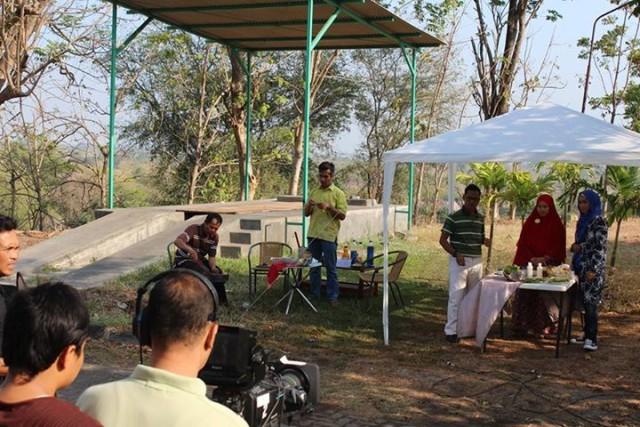 masakbagus.com live di TVRI acara Selamat pagi Indonesia