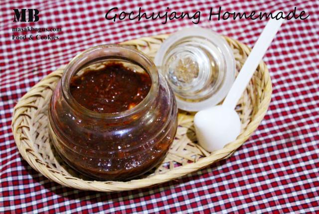 gochujang homemade