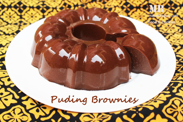 puding brownies