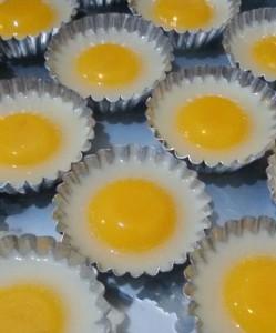 pelatihan Jelly art masakbagus kepada ibu ibu dosen Universitas Stikubank Semarang