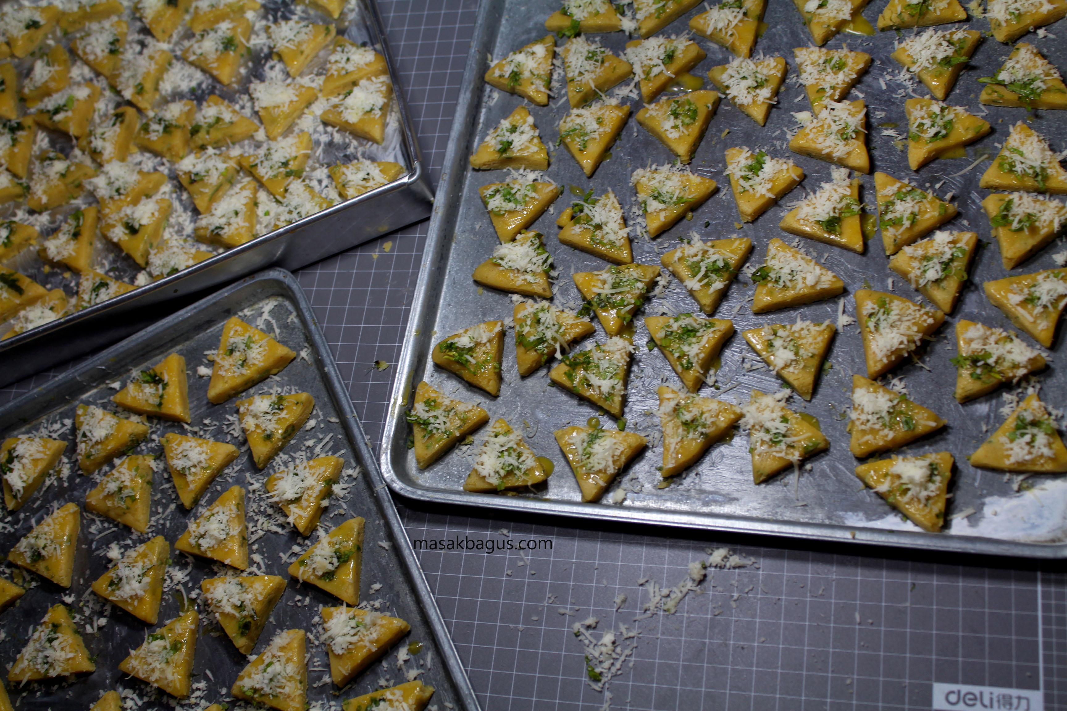cookies keju seledri