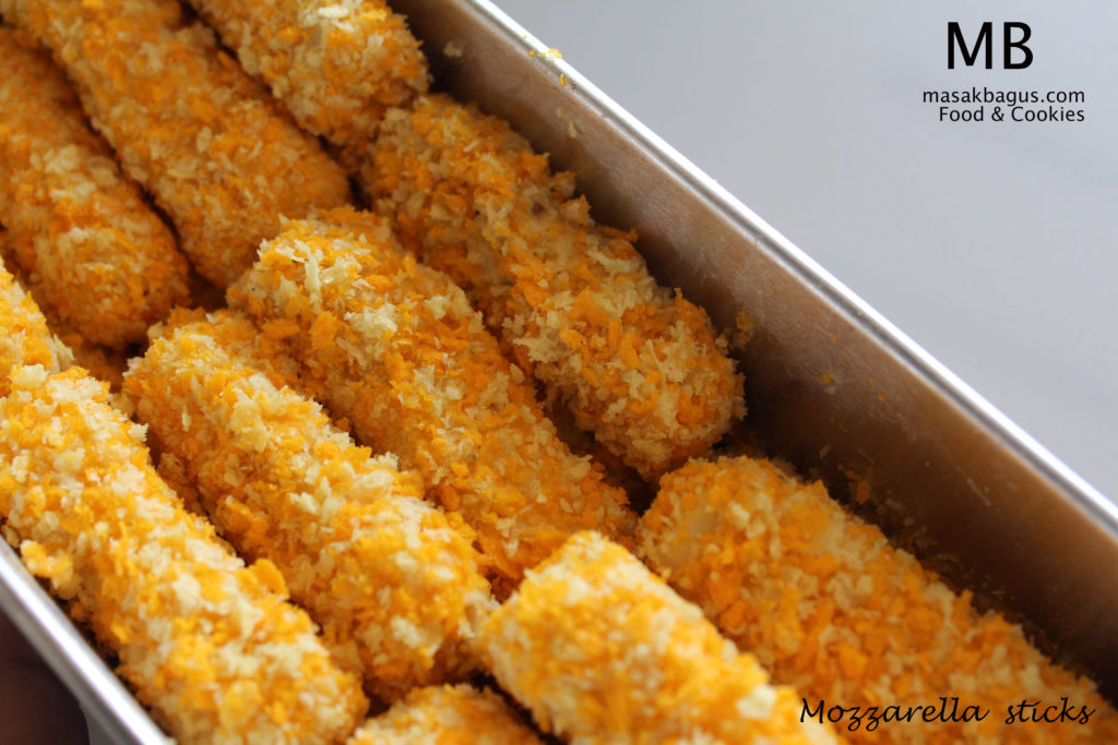 mozzarella stick masakbagus