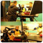 shooting di O Chanel TV