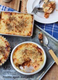risotto-ayam-dan-jamur