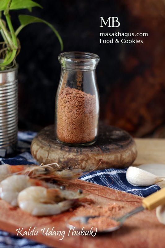 Kaldu Udang (bubuk) homemade